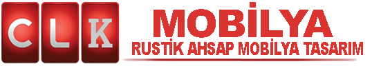 CLK-Ahşap Rustik Masif Modern Mobilya Tasarım